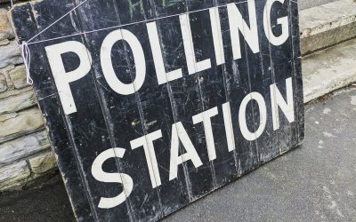 Polling Day 12th December – are you registered to vote?