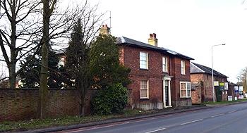 Hockliffe House February 2013