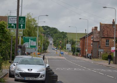 A5 Street view of Hockliffe