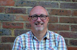 Colin Underhay - Our Parish Clerk