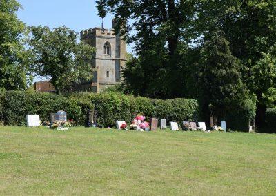 Hockliffe Cemetery 1